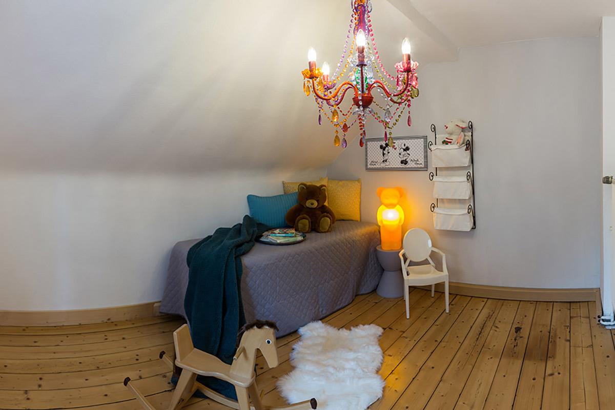 Kinderzimmer nach erfolgreichem Home Staging Foto: Elvan Biondic