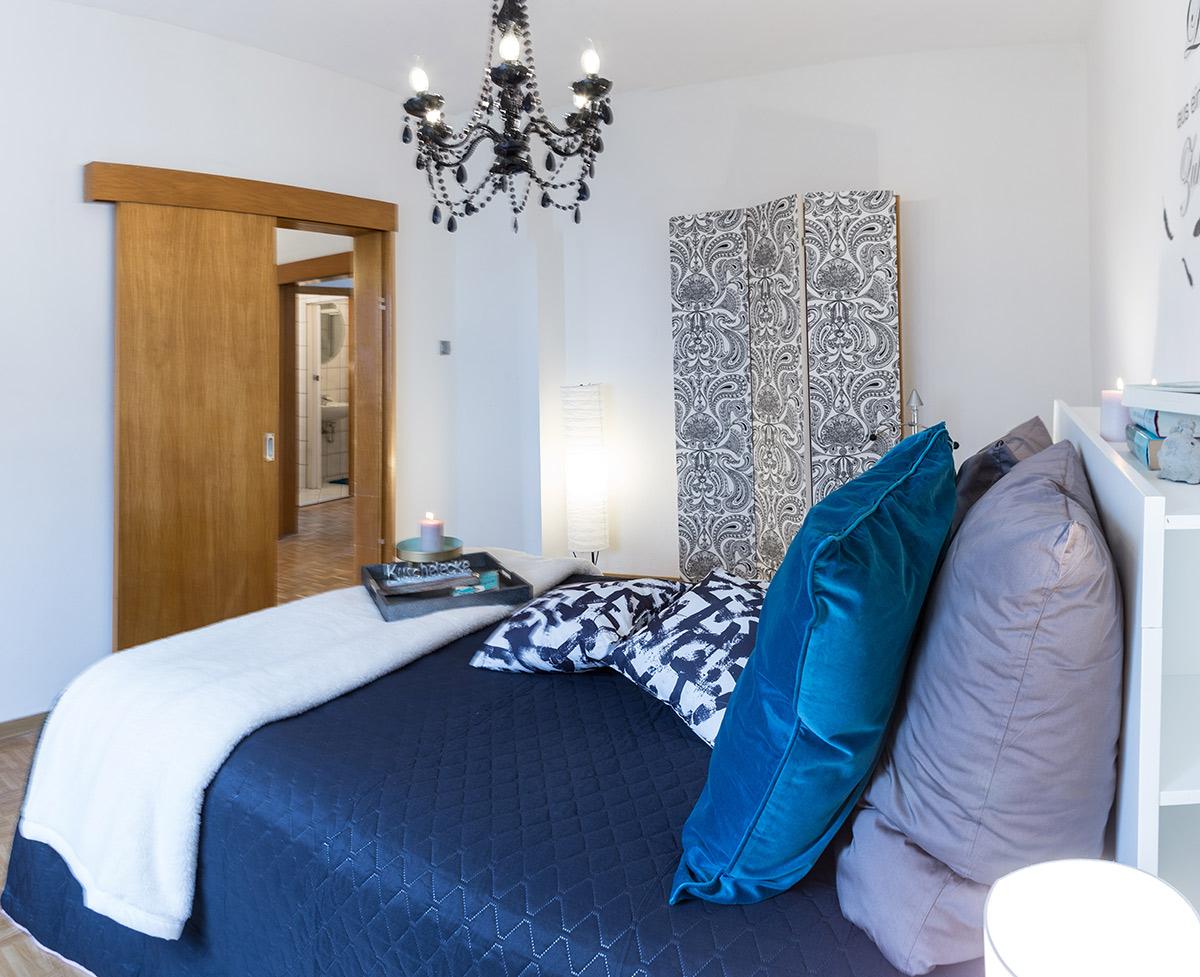 Mit perfektem Home Staging hat man ein besseres Raumgefühl. Foto: Elvan Biondic